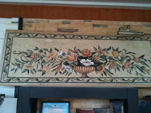 mosaic marmura 3 (floral)