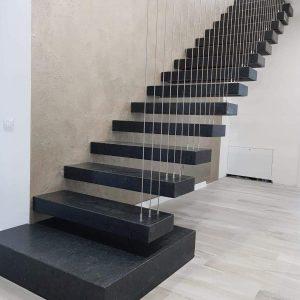 granit antracit steel grey
