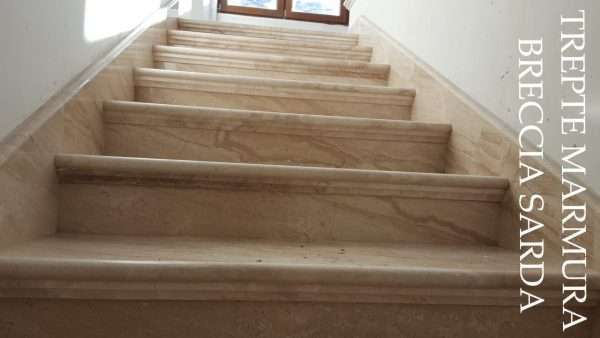 Trepte si scari din marmura
